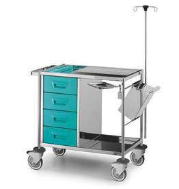 Universal combination trolley - model 9070 - 2nd choice