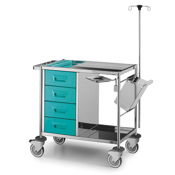 Universele combinatie-trolley - model 9070