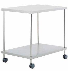 Servoprax Servocomfort instrument trolley