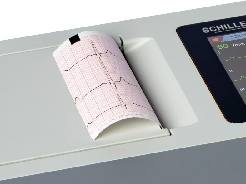 Cardiovit AT-1 G2 ECG papier (716242) - 80mm x 70mm  Z-vouw