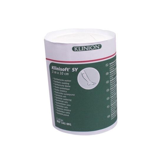 Klinion Klinion Klinisoft SY synthetische Watte - 3 m x 10 cm - 10 Stück