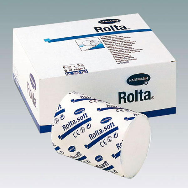 Rolta Soft Hartmann wadding - 3m x 10cm - 30 pieces