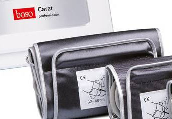 BOSO Carat professionelle Blutdruckmanschette XL, 32 - 48 cm
