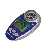 Vitalograph Vitalograph COPD-6 Bluetooth Monitor incl. software voor PDF Huisarts & Wetenschap 'Microspirometrie verbetert de diagnostiek bij COPD