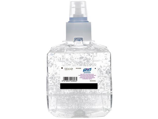 GOJO PURELL Advanced Desinfektions-Handgel Refill 1200 ml