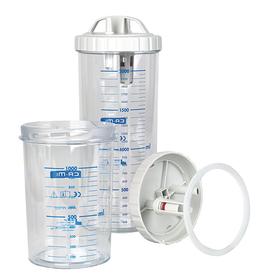 Askir Absaugbehälter für New Askir 30 und New Askir 230-12 BR - 1 Liter