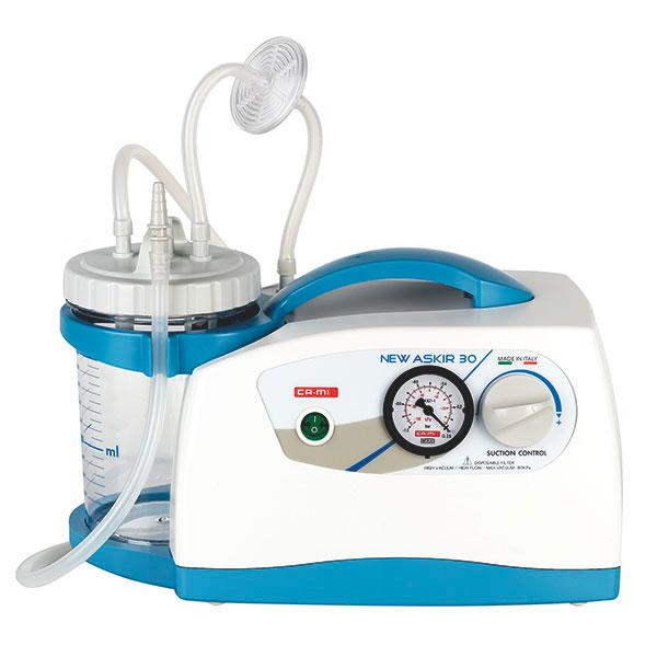 Askir 30 suction pump