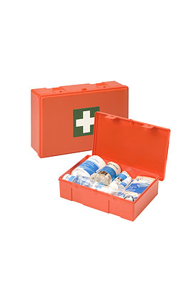 van Heek HEKA first-aid kit family / car / office B