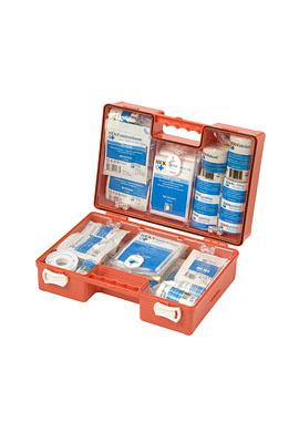 HEKA Erste Hilfe Notfallkoffer Medimulti BHV