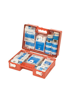 HEKA first-aid kit medimulti BHV