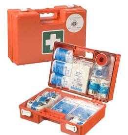 van Heek HEKA Erste Hilfe Notfallkoffer Medimulti BHV 2011