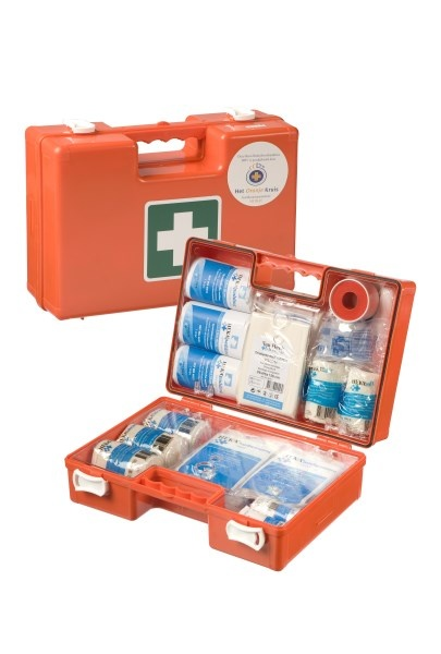 HEKA first-aid kit medimulti BHV 2011