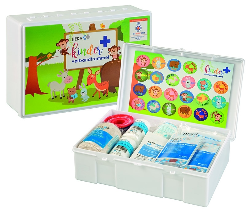 HEKA Children's first-aid kit