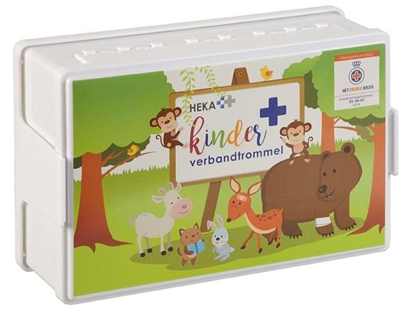 van Heek HEKA Children's first-aid kit