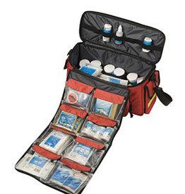 van Heek HEKA eerste hulp schouder-/ sporttas met sport- en evenementenvulling