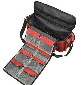 van Heek HEKA first-aid shoulder/sports bag - red - no contents