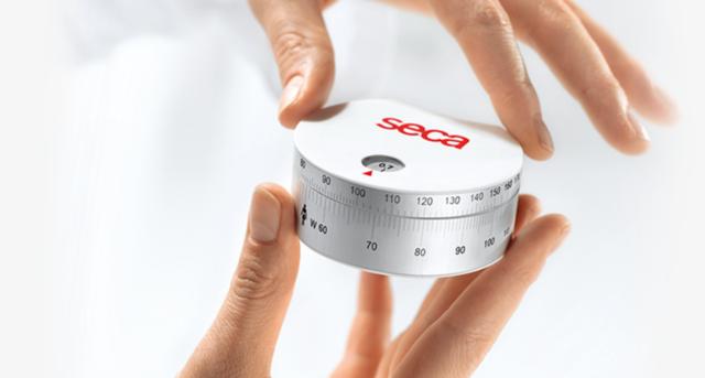 Seca 203 Meetlint voor meten omvang van hoofd, heupen, armen, benen en taille