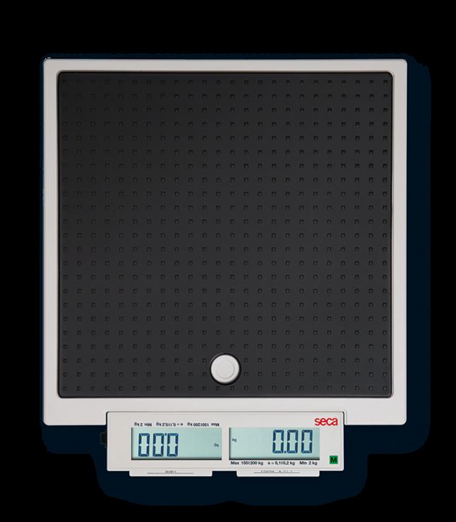 Seca 878 mit Mutter-Kind-Funktionsklasse III