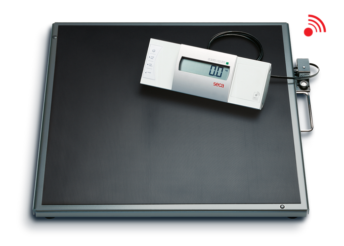 Seca - 635 calibrated platform scale