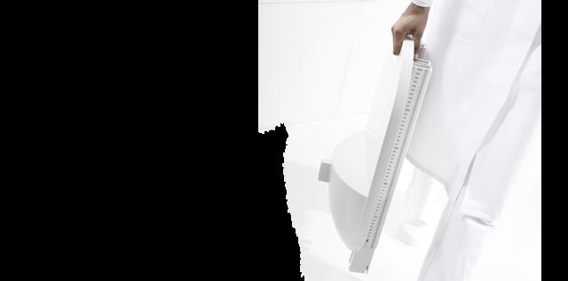 Seca Seca 213 Stand alone length meter