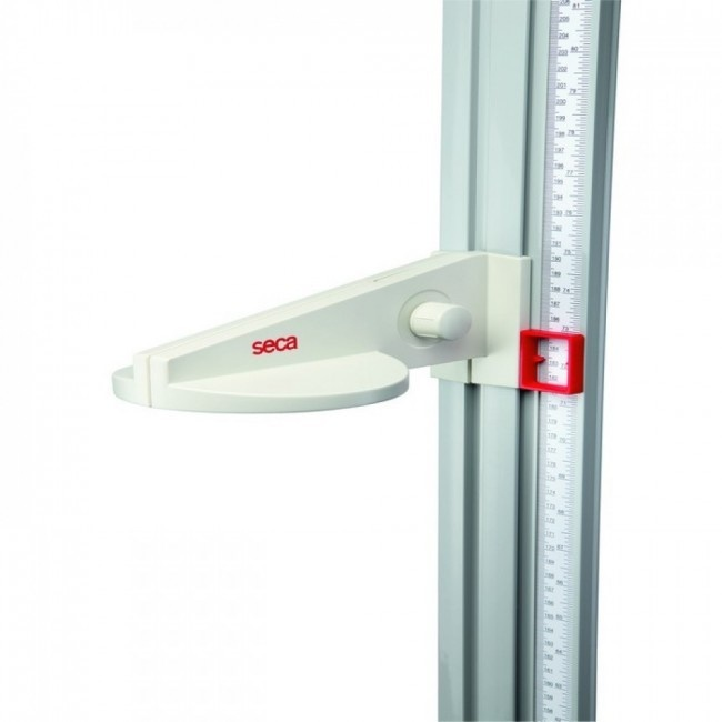 Seca 216 Stand alone length meter for wall mounting