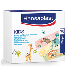 BSN Medical Hansaplast children's plasters - 100 pieces