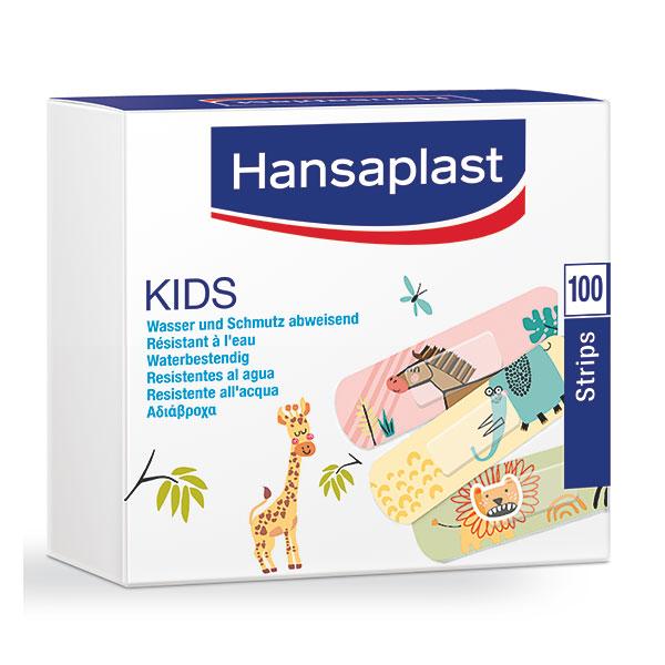 Hansaplast Kinderpflaster BDF - 100 Stück