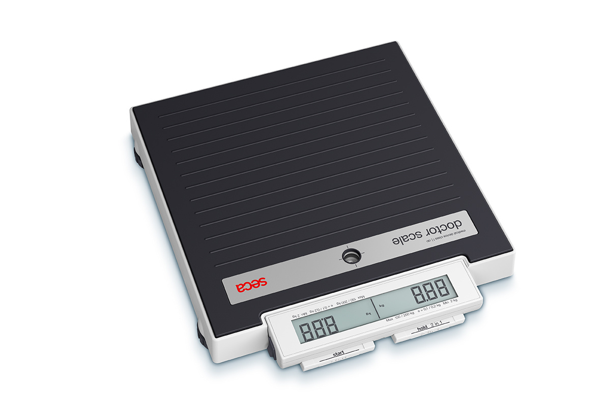 Seca 878 DR doctor's scale