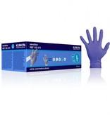 Klinion Klinion Nitrile Sensitive handschoenen - paars - L 8/9 - 150 stuks