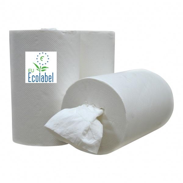 Mini Coreless Centerfeed Papierrolle Zellstoff - 1-lagig
