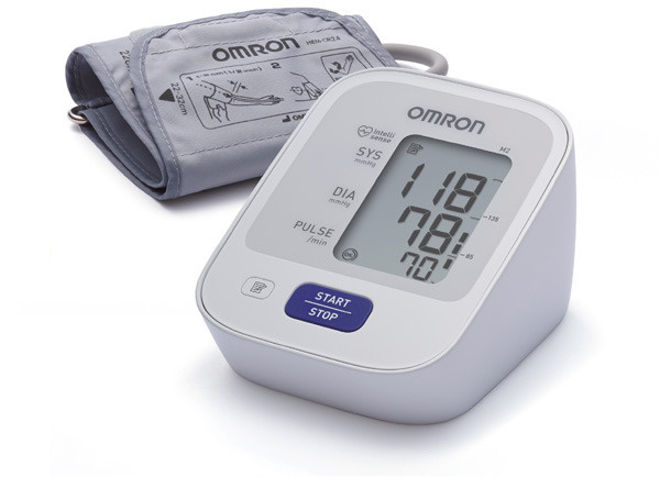 Omron M2 Intelli Blood pressure monitor