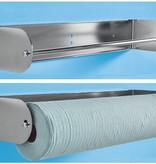 Medische Vakhandel Paper roll holder for examination benches