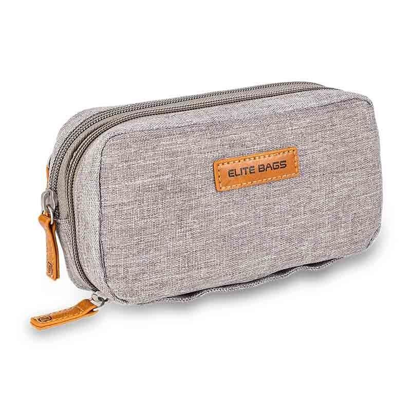 Elite Bags - DIABETIC'S Aufbewahrungstasche für Diabetes-Material, isotherm mit Cool Pack