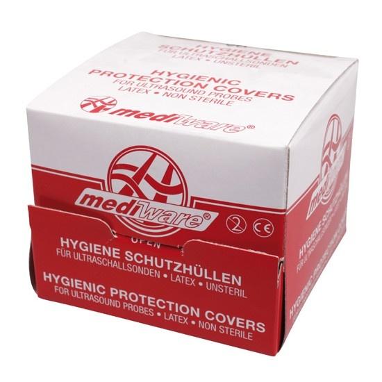 Schutzhüllen für Vaginalsonden - Standardgröße - 32 mm - 144 stück