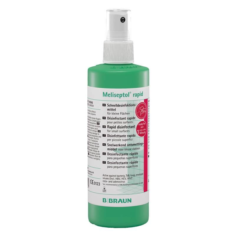Meliseptol Rapid - 250 ml - spray bottle