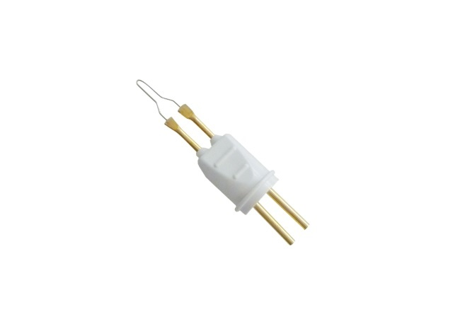 Electrocauter fine tip for handle reusable - 1 piece