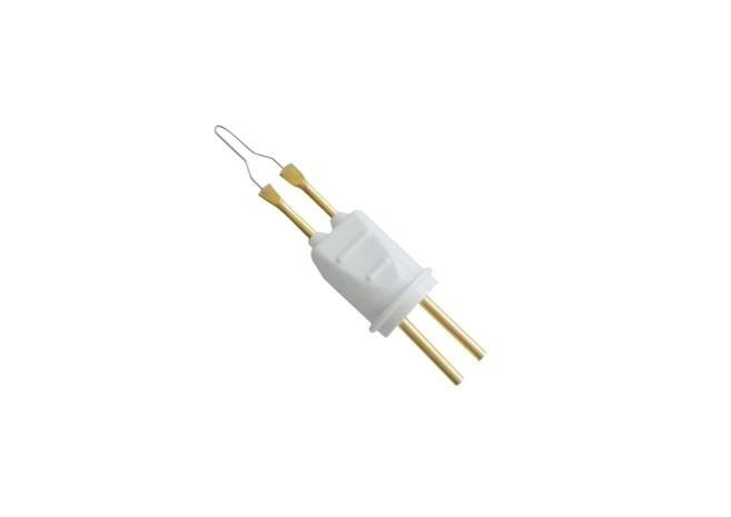 Electrocauter fine tip for handle reusable 10 pieces