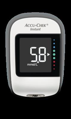 Roche Accu-Chek Instant glucosemeter