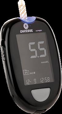 Diatesse XPER Starterpaket - Glukose & Ketone