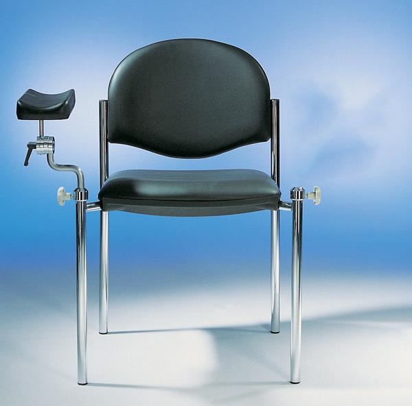 Perfecta - Bloedafnamestoel, prikstoel, Phlebotomy stoel