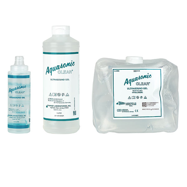 Aquasonic Clear zonder methylsothiazolinone