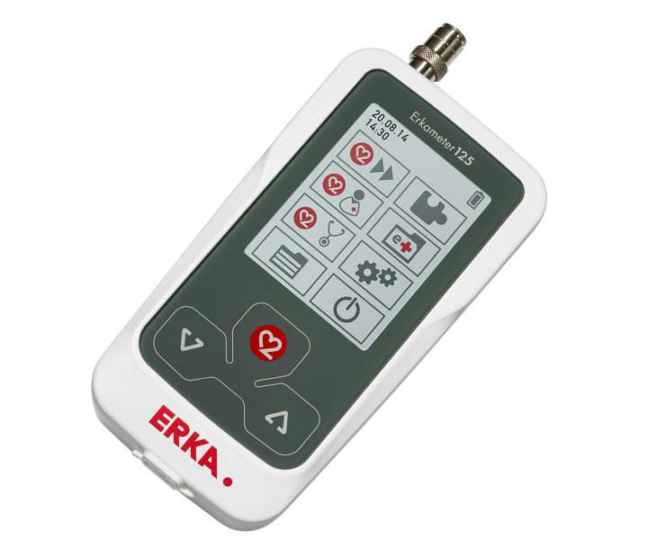 2e keus Erkameter 125 Electronische bloeddrukmeter met extra Large manchet
