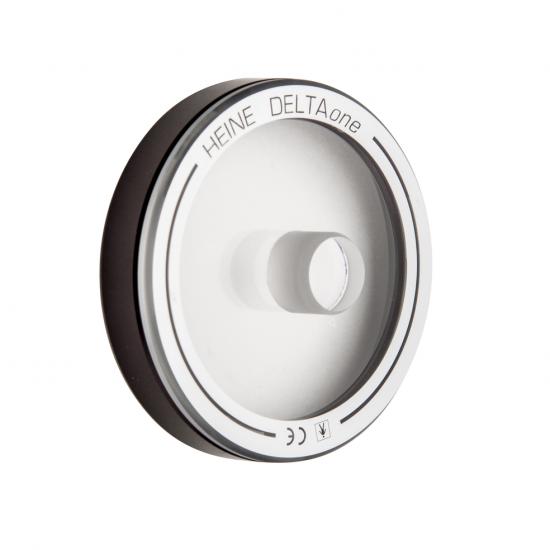 Small contact plate for  DELTAone dermatoscope