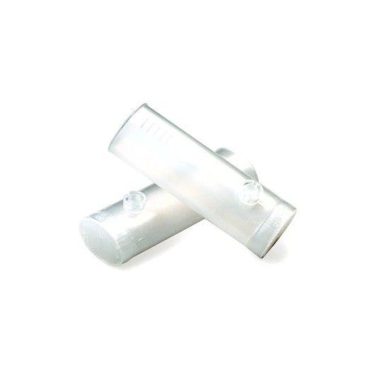 Welch Allyn Disposable flow transducers (mondstukjes) - 35 mm - kunststof - 25 stuks