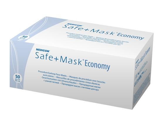 Surgical masks - Safe economy - Type II - 50 pieces