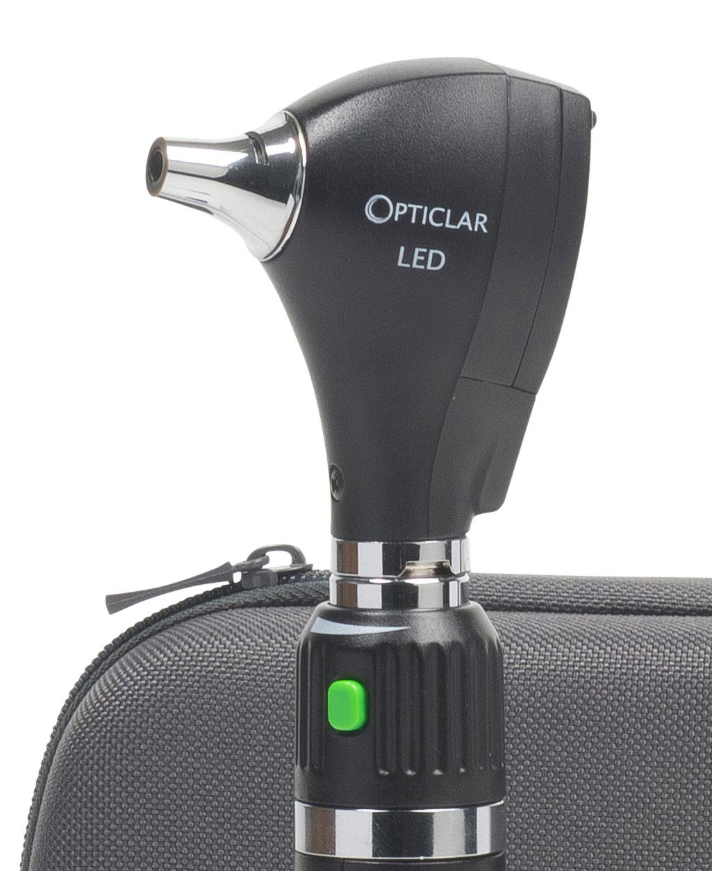 S1 LED Practice Otoscope Set - E Lithium rechargeable desk system