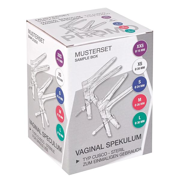 Cusco speculum steril Einweg - 100 Stück