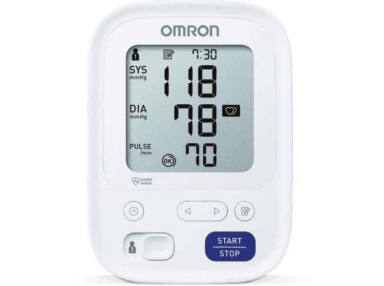 Omron M3 Intelli New Blood Pressure Monitor