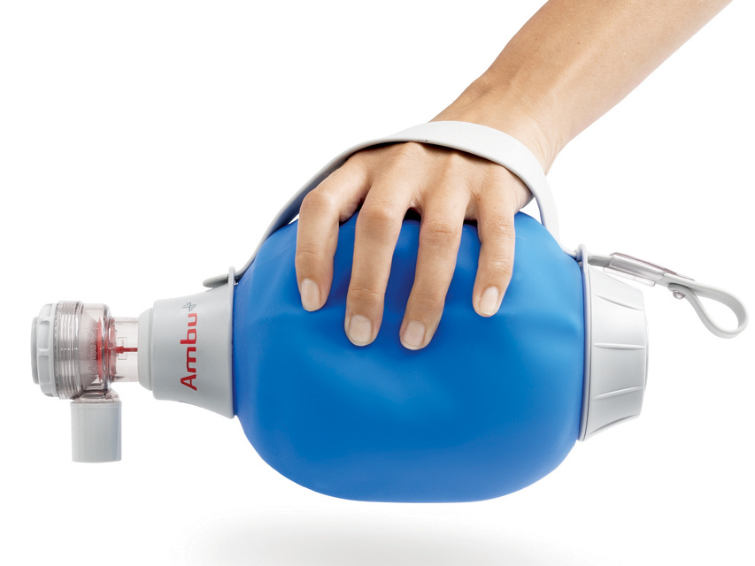AMBU Mark IV Breathing Pump - Adult