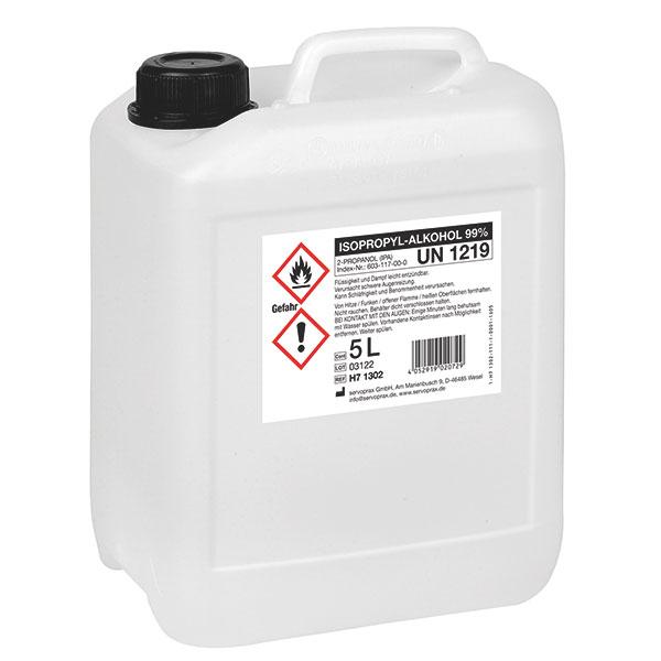 Alcohol isopropyl 70% desinfectans